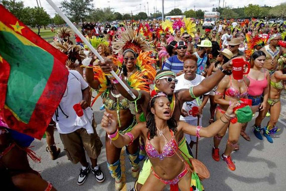 Celebrating Our Caribbean culture , Carnival style
