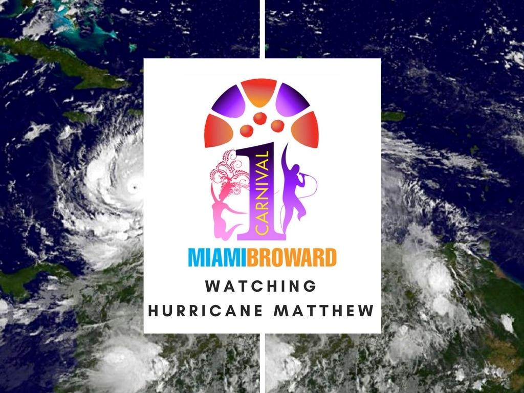 Weather Advisory: Watching Hurricane Matthew