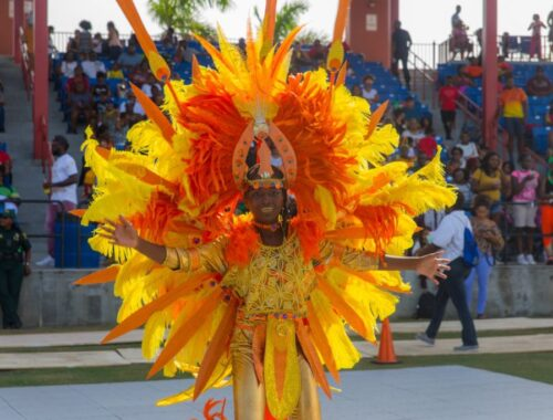 Queen of Soca Alison Hinds to Perform at Miami Broward Junior Carnival