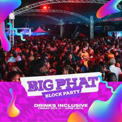 Big Phat Block Party 2019