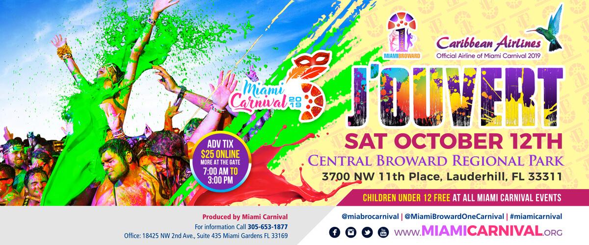 miami carnival 2020 events